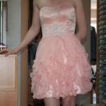 Короткое платье от ателье в Челябинске Декория