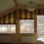 Для балконов и не только, римские шторы под заказ от салона штор Декория