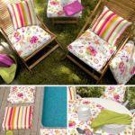 Красочный текстиль для вашей дачи от салона штор Декория