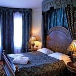 Шторы, балдахин и прочий текстиль по индивидуальному заказу для номера отеля Nesselbeck Калининград от салона штор Декория