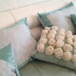 Подушки для украшения интерьера от салона Декорияя