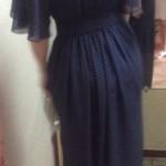 Платье пошитое в трикотажном ателье Челябинска - Декория