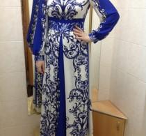 Шикарное платье от салона Декория