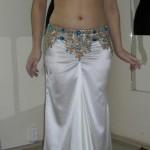 Изящный костюм для танцев от трикотажного ателье Декория