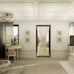 Оригинальное обрамление балконных дверей, а так же шторы, покрывала и подушки для спальни, от салона штор Декория