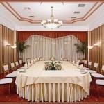 Шторы на заказ для ресторанов Челябинска от салона штор Декория