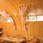 Легкие шторы для бани, предназначенные для мансардных окон от салона штор Декория