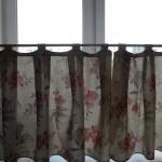 Легкие летние шторы с цветочными мотивами, под заказ от салона штор Декория