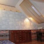 Под заказ шторы на мансардные окна, светыле, недорого. от салона штор Декория