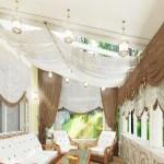 Шторы в французском и австрийском стилях от салона штор декория